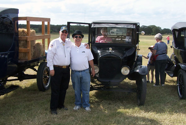 2012 Activities - T Fords of Texas