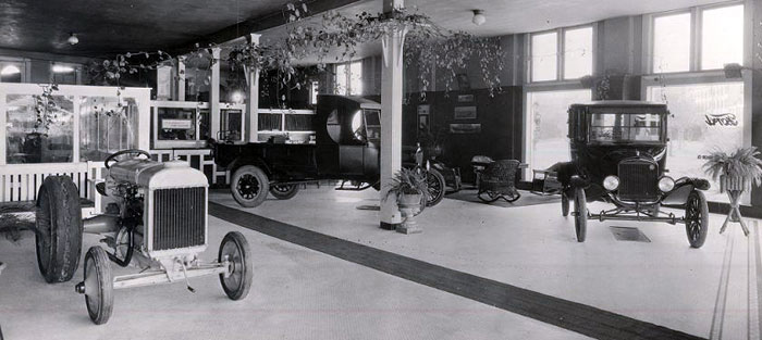 Car Dealerships In San Antonio Tx >> Model T History in San Antonio and South Central Texas - T ...