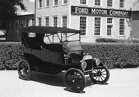 Model T History - T Fords of Texas